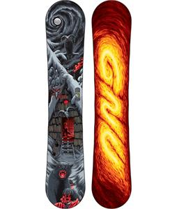 GNU Billy Goat Wide Snowboard 162