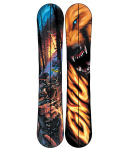 GNU Billy Goat Splitboard C2BTX Snowboard 159