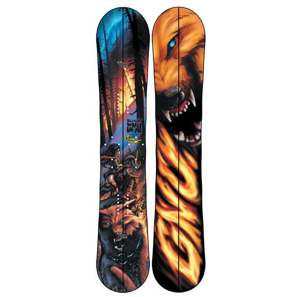 GNU Billy Goat Splitboard C2BTX Snowboard
