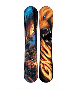 GNU Billy Goat C2BTX Snowboard 162