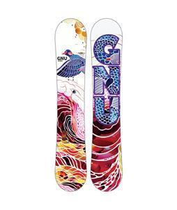 GNU B-Nice Flight Snowboard