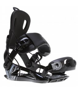 GNU B-Real Snowboard Bindings Black