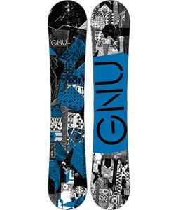 GNU Carbon Credit Blem Wide Snowboard