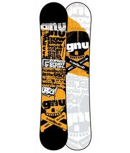 GNU Carbon Credit BTX Snowboard