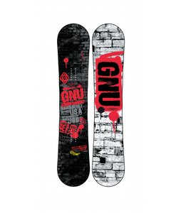 GNU Carbon Credit BTX Snowboard 153
