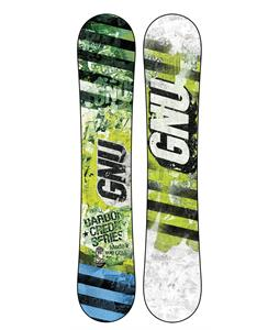 GNU Carbon Credit Wide Snowboard