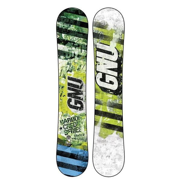 GNU Carbon Credit Wide Snowboard