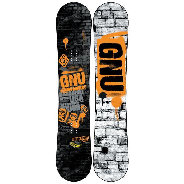 GNU Carbon Credit BTX Blem Snowboard