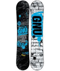 GNU Carbon Credit BTX Wide Blem Snowboard