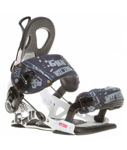 GNU Choice Snowboard Bindings