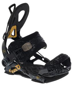 GNU Choice Snowboard Bindings Black