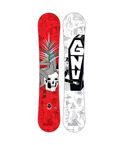 GNU Club Collection Carbon Credit Wide Snowboard