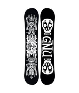 GNU Club Collection Riders Choice Wide Snowboard