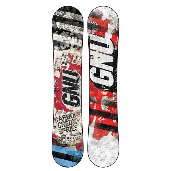 GNU Commission Carbon Credit Snowboard