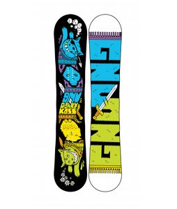 GNU Danny Kass C2BTX Snowboard 153