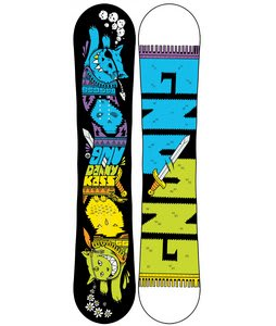 GNU Danny Kass Mini BTX Snowboard 125