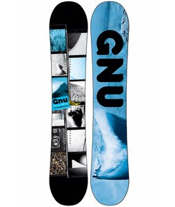 GNU Dirty Pillow BTX Snowboard 162