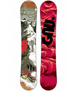 GNU Eco Genetics C2BTX Snowboard 162