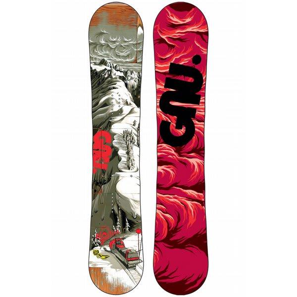 GNU Eco Genetics C2BTX Snowboard