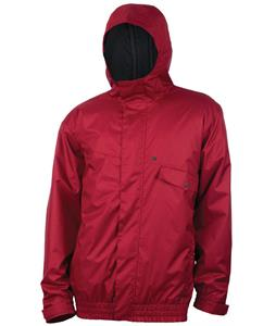 GNU Everyday Snowboard Jacket Scarlet