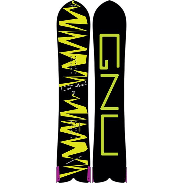 GNU Finsanity 1984 Snowboard