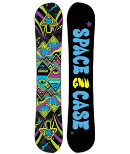 GNU Forest Spacecase PTX Snowboard 153