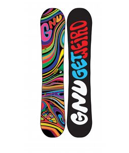 GNU Forest Bailey Pickle PBTX Snowboard 156