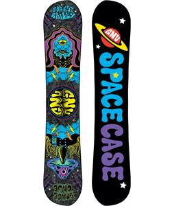 GNU Forest Bailey Spacecase Snowboard Assorted 150