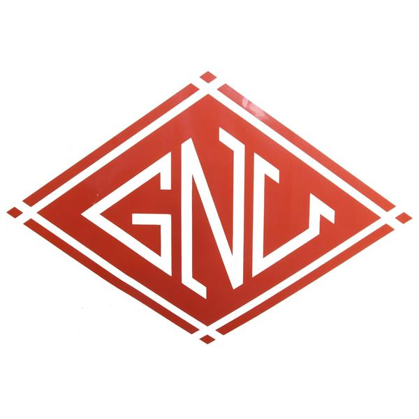 GNU Large Sticker