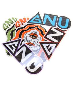 GNU Medium Logo Sticker