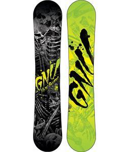GNU Metal Gnuru Snowboard 155