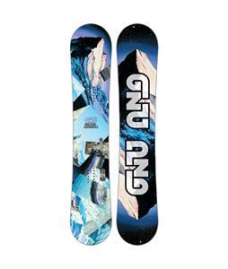 GNU Metal Gnuru Midwide Snowboard