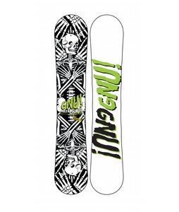 GNU Metal Guru EC2BTX Snowboard 162