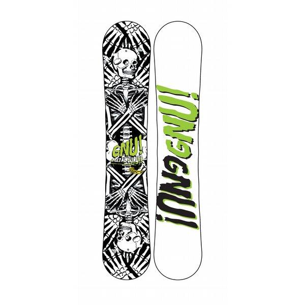 GNU Metal Guru EC2BTX Snowboard