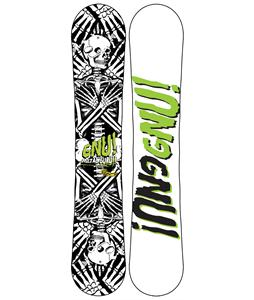 GNU Metal Guru EC2 Snowboard Blem 152