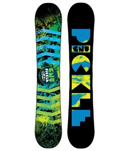GNU Pickle Wide Snowboard