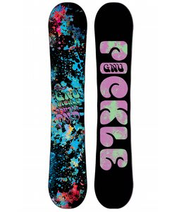 GNU Pickle PBTX Snowboard 140