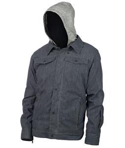 GNU Pinski Snowboard Jacket Waxed Twill