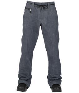 GNU Pinski Snowboard Pants Waxed Twill