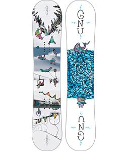 GNU Recess Asym Snowboard