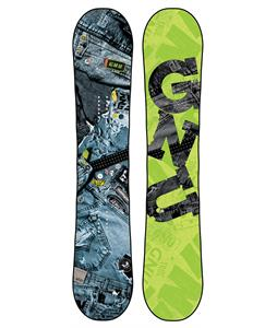 GNU Riders Choice Pickle Snowboard