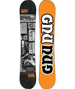 GNU Riders Choice Wide Snowboard 162