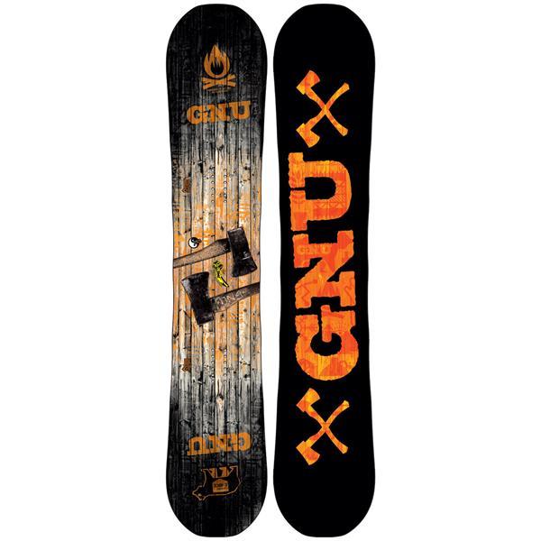 GNU Riders Choice C2PBTX Wide Blem Snowboard