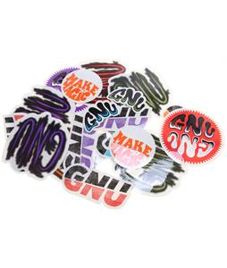 GNU Small Logo Sticker