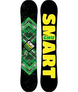 GNU Smart Pickle PBTX Wide Snowboard
