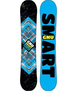 GNU Smart Pickle Wide Snowboard 156