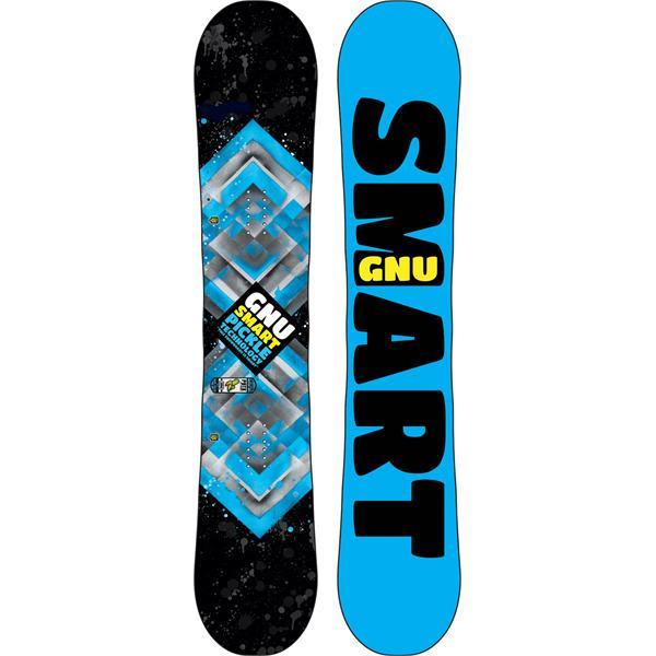 GNU Smart Pickle Wide Snowboard