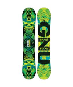GNU Smart Pickle Wide Snowboard