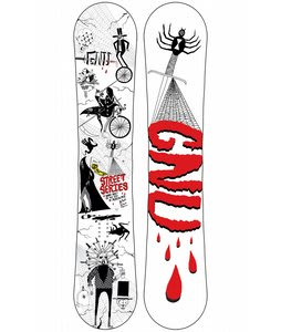 GNU Street Series BTX Snowboard 157
