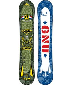 GNU Torpedo By Danny Kass Snowboard 151